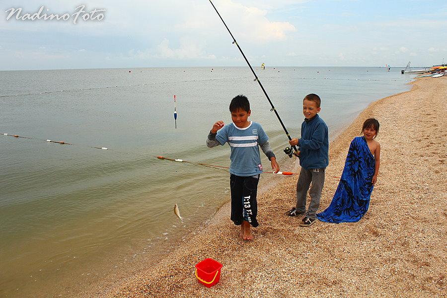 7 июня - учимся, катаем, рыбу ловим, развлекаемся. (часть первая)