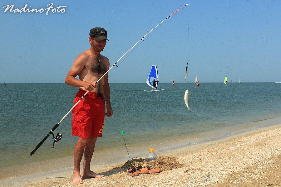 8 июля - в кемпинге День рыбака
