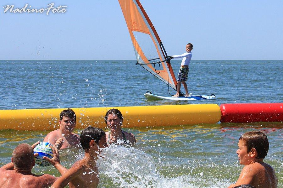 10 июля - Кипит вода Азовского моря от эмоций Должанских (1)