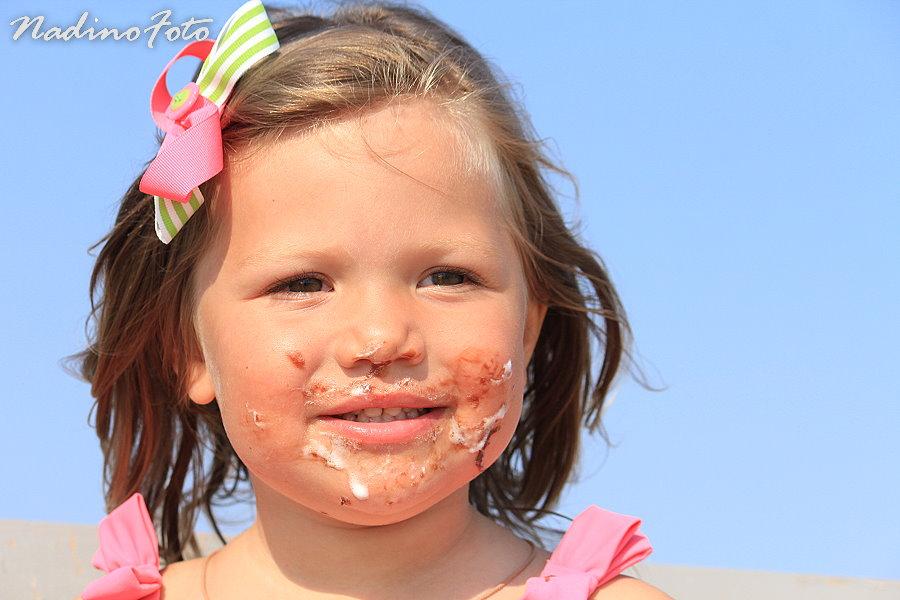 11 июля - Василиса в шоколаде