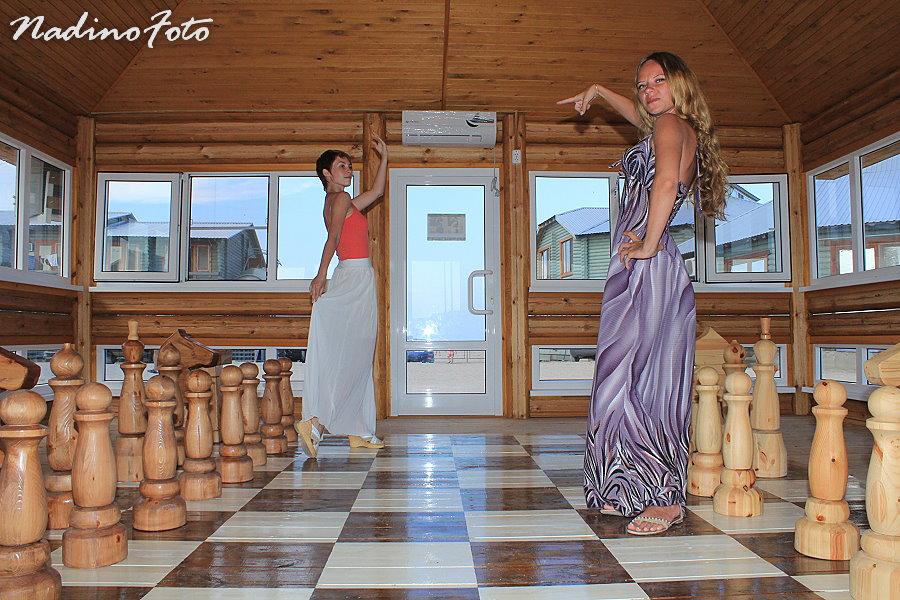 12 июля - шахматная комната