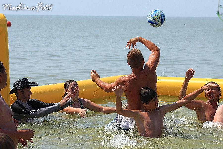 14 июля - Буря эмоций на Азовском море (1)