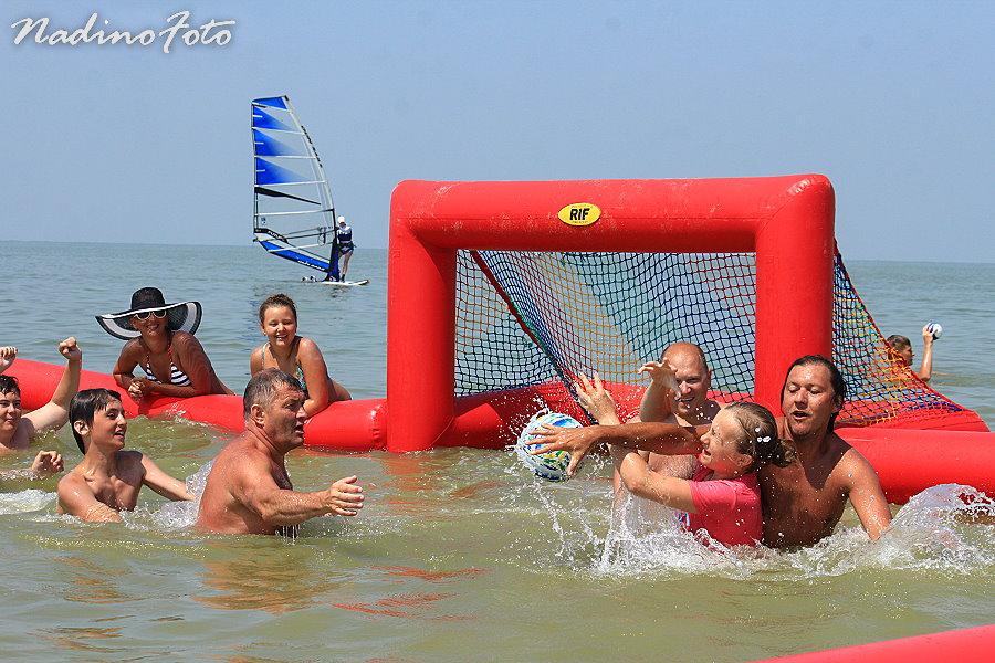 14 июля - Буря эмоций на Азовском море (2)