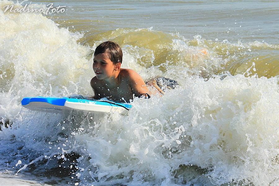 17 июля. Должанский сёрфинг