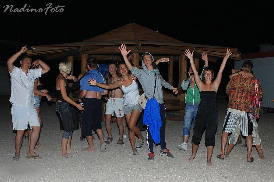 20 июля - вечеринка на пляже