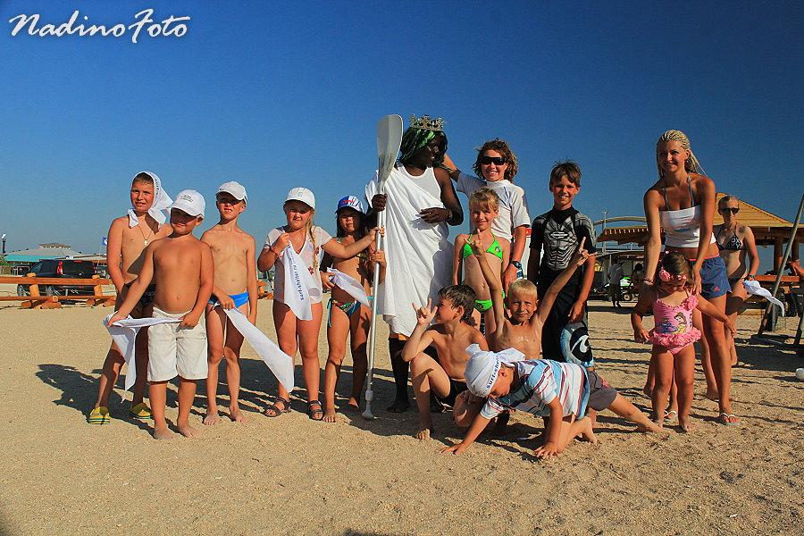 21 июля - детские праздники на пляже